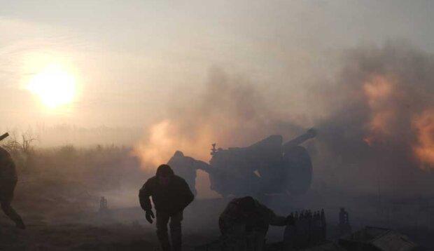 боевики продолжают обстреливать позиции ВСУ, фото: nua.in.ua