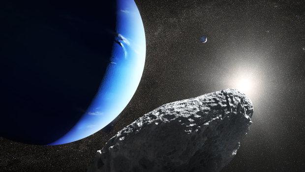 У Нептуна появился новый спутник: назван в честь царя рыб