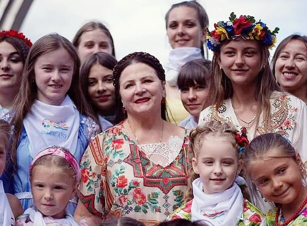 """Чотирирічна франківчанка """"закохала"""" в себе Ніну Матвієнко: """"Неповторна"""""""