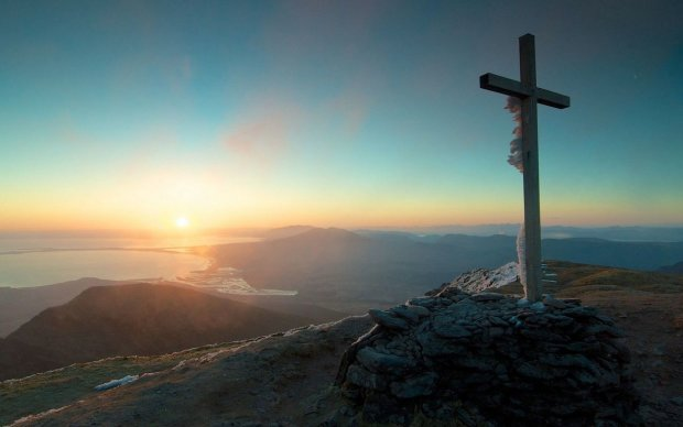 Над землей впервые явился образ Спасителя: это было невероятно