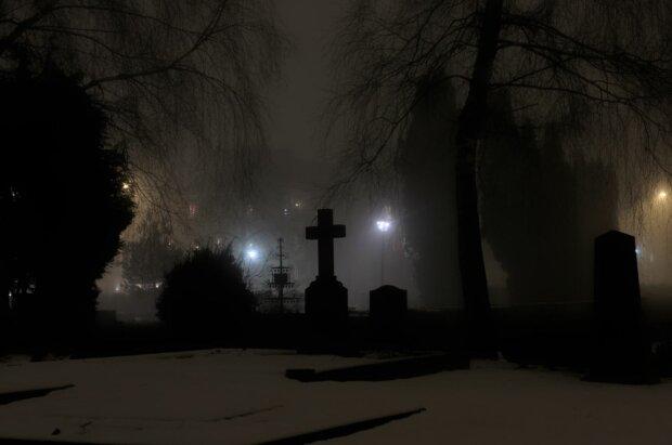 Кладовище, скріншот: YouTube