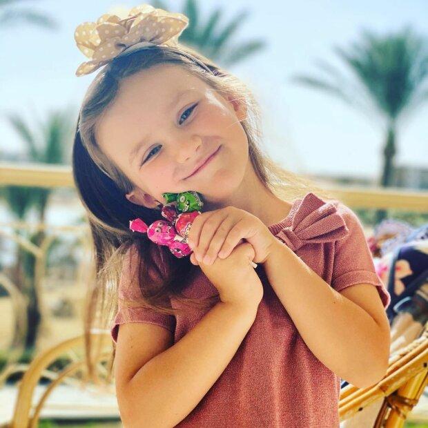 Ніна, донька Тоні Матвієнко і Арсена Мірзояна, фото: Instagram