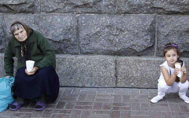 Это настоящая трагедия: прожиточный минимум украинцев сравнили с европейским