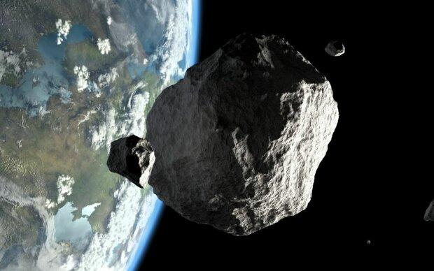Астероид, скриншот: YouTube