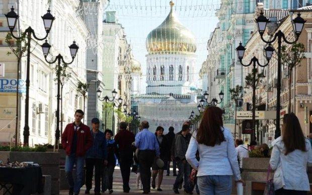 Так було не завжди: росіянам зробили екскурс у минуле