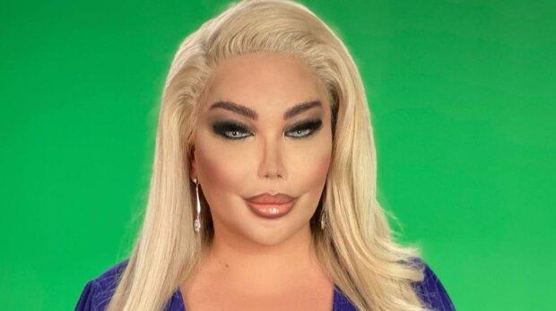 Модель-трансгендер, фото: Instagram