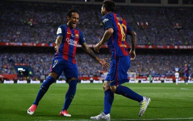 Для Мессі і партнерів: Барселона презентувала нову гостьову форму