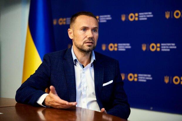 Сергій Шкарлет, фото: МОН