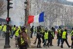 """Франція розслідує російський слід у протестах """"жовтих жилетів"""""""