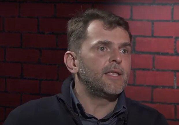 Андрей Семидидько, скриншот видео