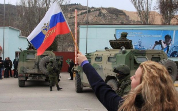 Вези меня в Херсон: крымская путинка поняла, во что вляпалась