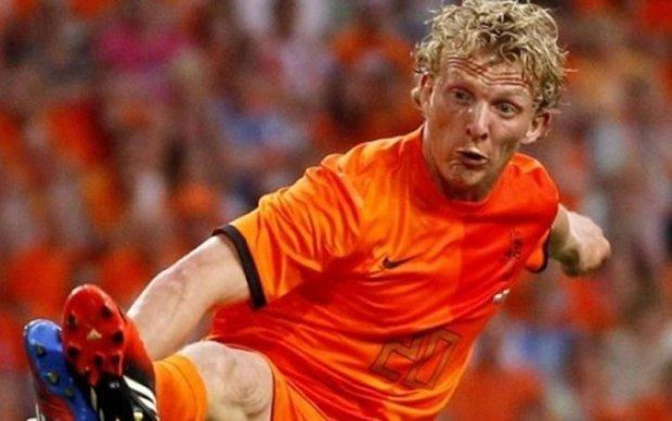 Легендарний нідерландський футболіст завершив кар'єру