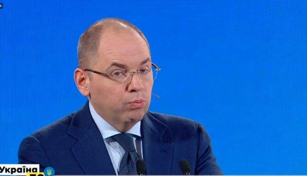 Перша черга вакцинації: Степанов назвав, хто отримає заповітний укол раніше за інших