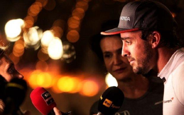 Формула-1: Алонсо веде переговори про перехід в Рено
