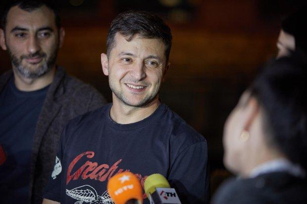 Зеленський пояснив, як закінчить війну на Донбасі: з лисим домовимося