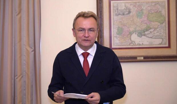 Андрей Садовый, фото: скриншот из видео