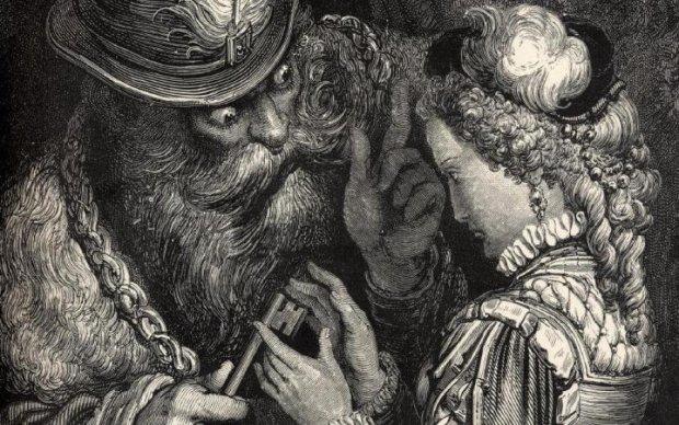 Жиль де Рэ: история о Синей бороде