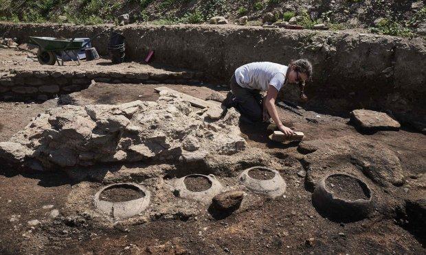 Археологи відкопали скарб легендарного періоду в історії Римської імперії