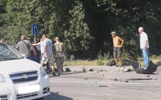 ДТП з Димінським: з'явилися шокуючі подробиці про винуватця аварії