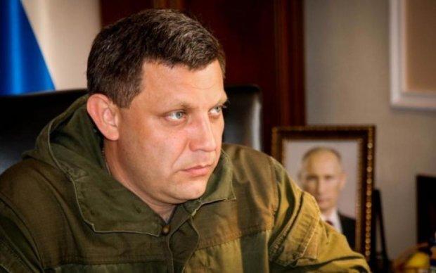 Захарченко занял место Путина