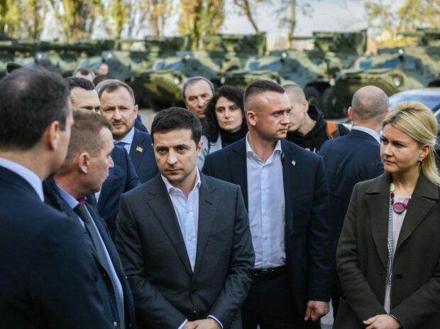 Володимир Зеленський, Офіс президента