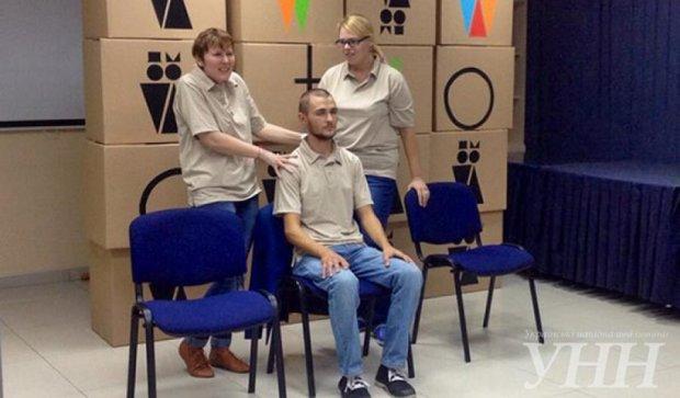 В Херсоне показали ЛГБТ-спектакль, несмотря на угрозы расправы (фото)