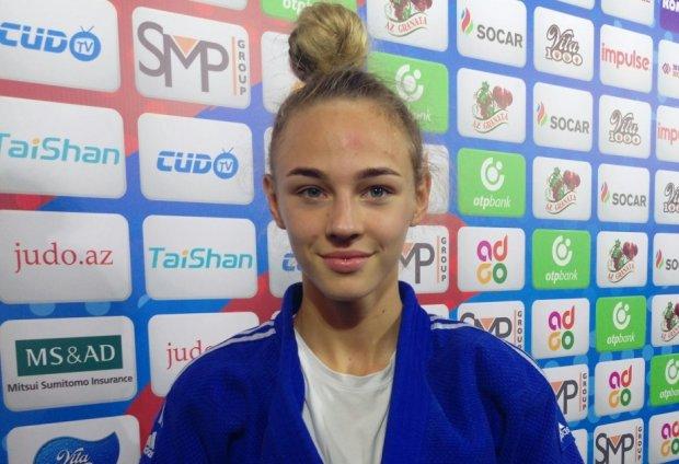 Дарья Белодед - чемпионка мира по дзюдо