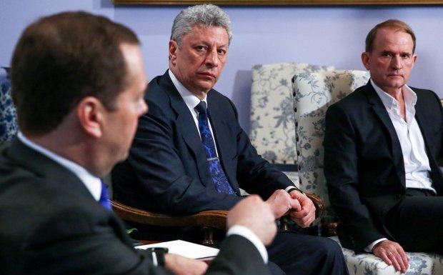Путин подтвердил договоренности, достигнутые Медведчуком и Бойко в Москве