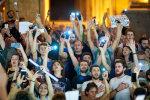У центрі Тбілісі знову спалахнули масові протести: вимагають покарання для дружка Саакашвілі