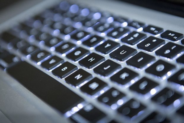 Клавіатура MacBook