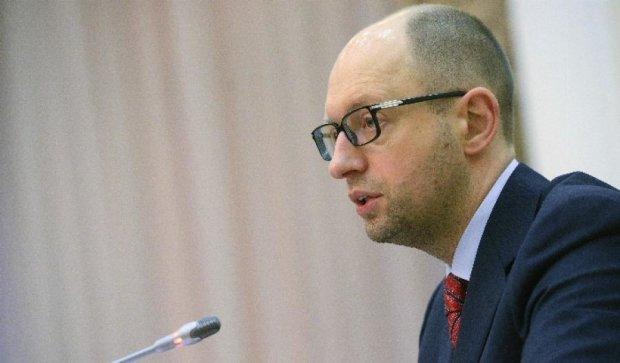 Яценюк попросить у Кличка житло для сімей убитих міліціонерів