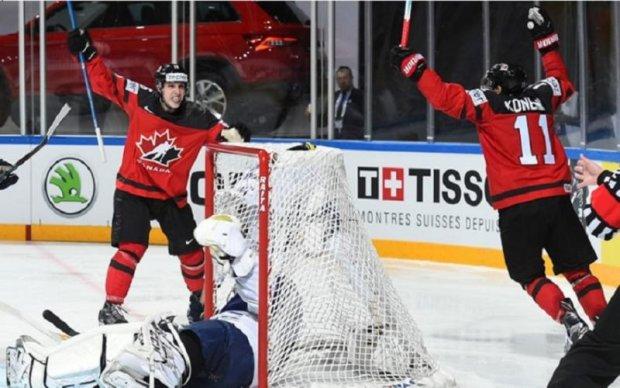 Букмекери визначили фаворита у матчі Канада - Норвегія  на ЧС-2017 з хокею