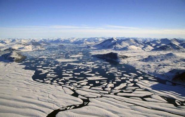 В Арктике зафиксировали самую высокую температуру за 115 лет
