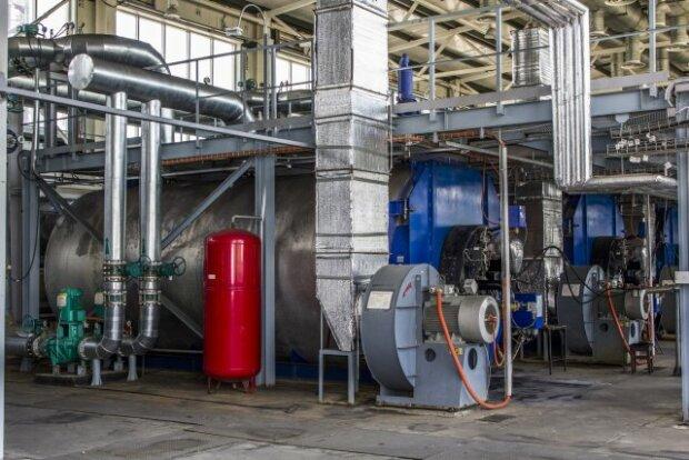 Отопление газом, фото из открытых источников