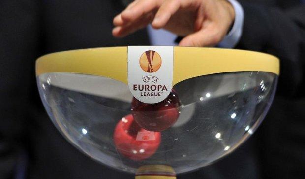 Жеребкування 1/4 фіналу Ліги Європи: результати