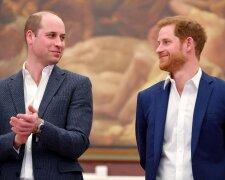 Принци Вільям та Гаррі, фото: Getty