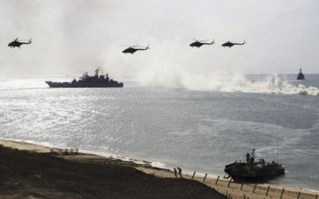 Україна в небезпеці: слідом за Азовським Путін накинув оком на Чорне море