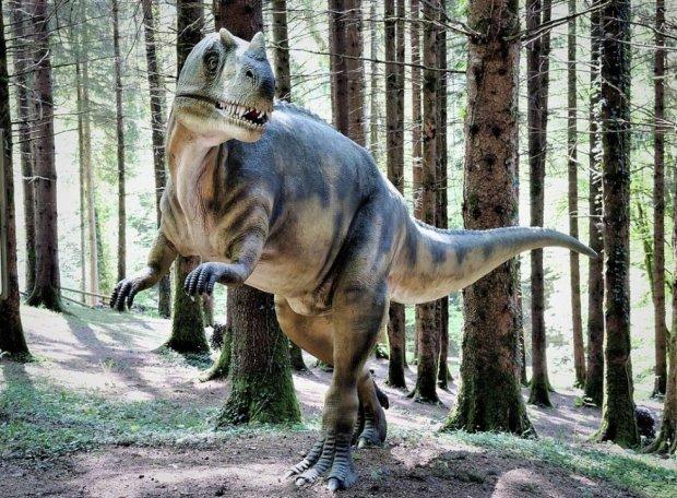 Археологи обнаружили новый вид гигантских хищников: страшное боевое оружие юрского периода