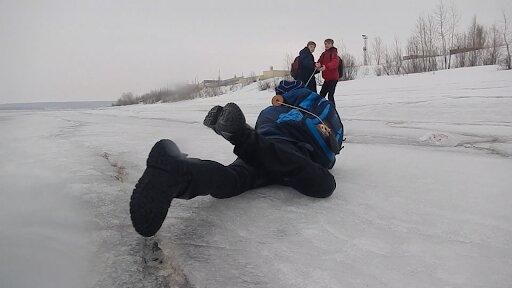 У Харкові рибалка пішов під лід і залишив дружину без ляща