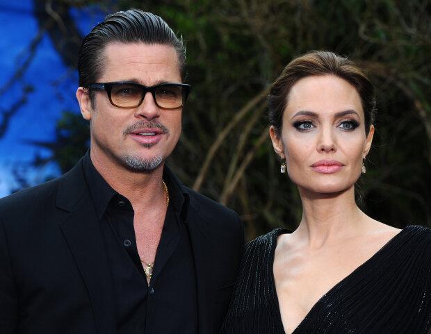 Анджелина Джоли и Брэд Питт, фото GettyImages
