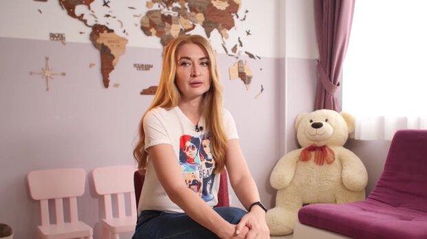 Багатодітна мама, скріншот із відео