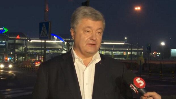 Петро Порошенко, 5 канал