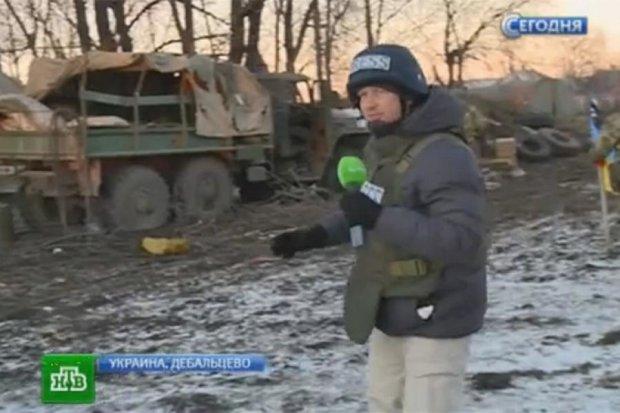 Росіяни вигадують фейки про трофеї під Дебальцевим