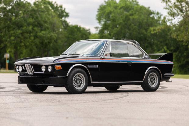 1972 BMW 3.0 CSL, carscoops