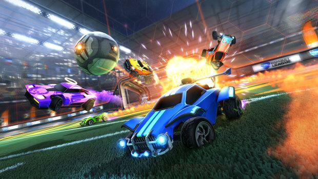 Rocket League, скриншот