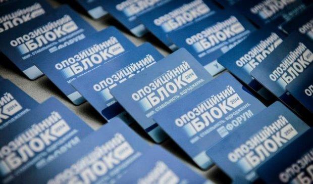Опоблок готовий отримати державні кошти на фінансування партії – НАЗК