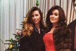 Анастасія Заворотнюк з дочкою, архівне фото