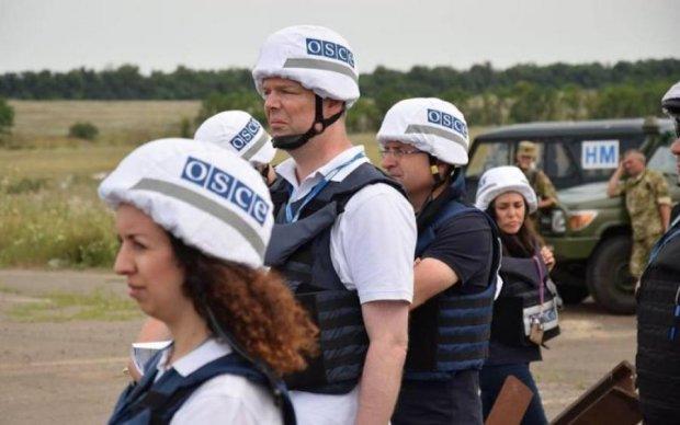ОБСЕ разместилась в новом месте на Донбассе
