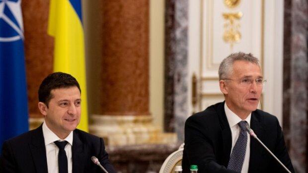 Столтенберг принизив Зеленського на очах у всіх, про президента забули: відео