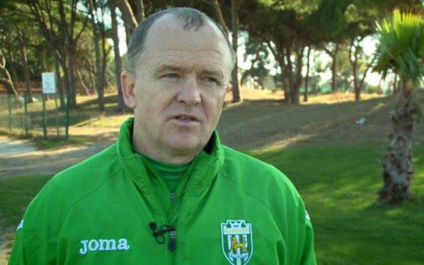 Карпати не збираються звільняти головного тренера